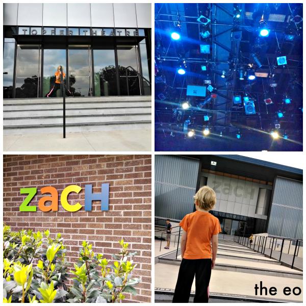 ZachTheaterCollage